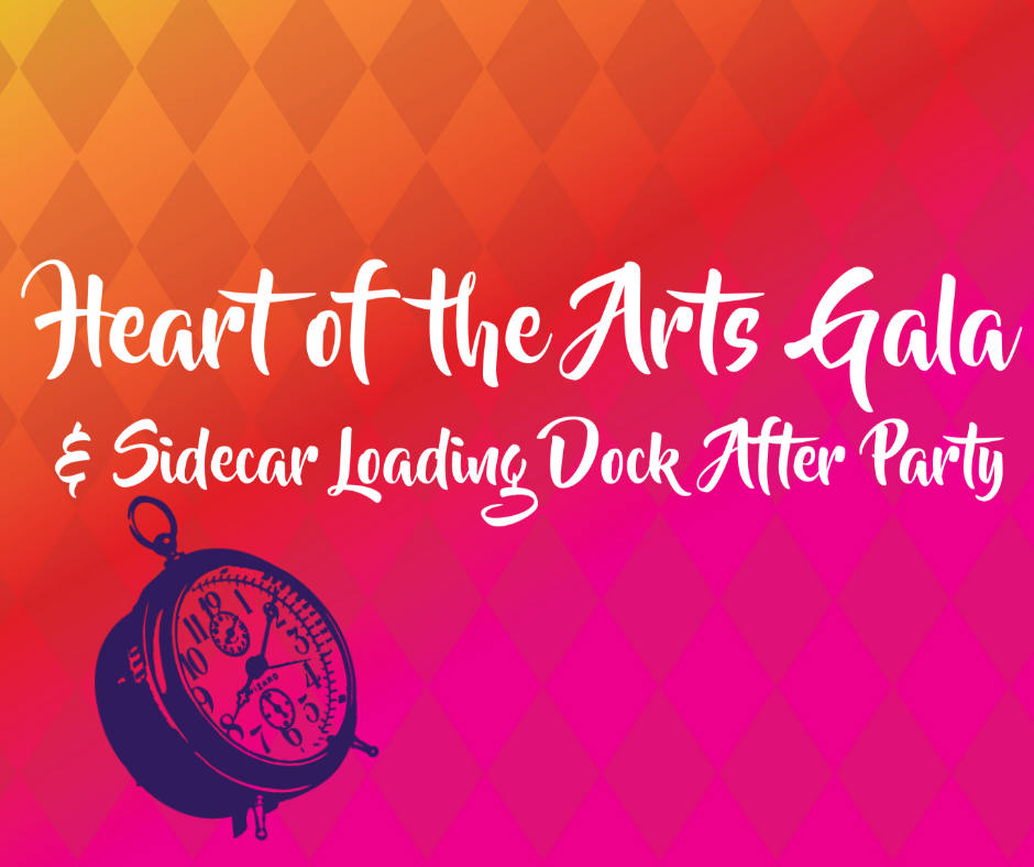 Heart of the Arts Gala logo
